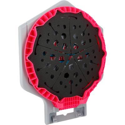 panier de basket enfant adulte the hoop miami gris rose. Black Bedroom Furniture Sets. Home Design Ideas