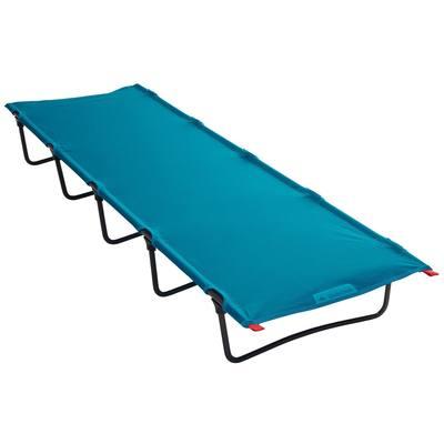 Lit de camp CAMP BED 60 bleu