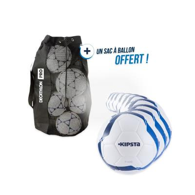 kit 10 ballons F100 Hybride taille 5