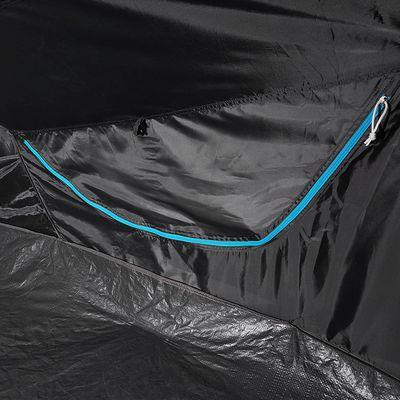 Tente de camping 2 seconds easy 2 personnes fresh&black