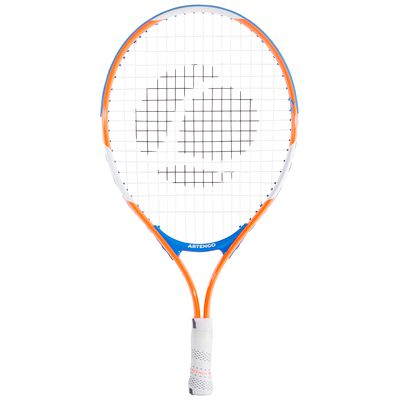 RAQUETTE DE TENNIS ENFANT TR 730 ORANGE