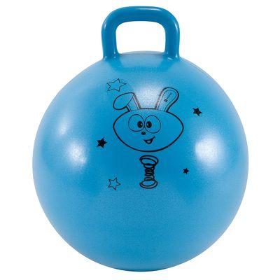 Ballon Sauteur Resist 45 cm bleu.