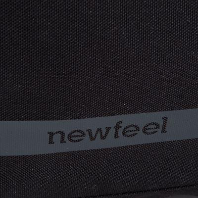 SAC NEWFEEL DUFFLE POCKET 55L NOIR