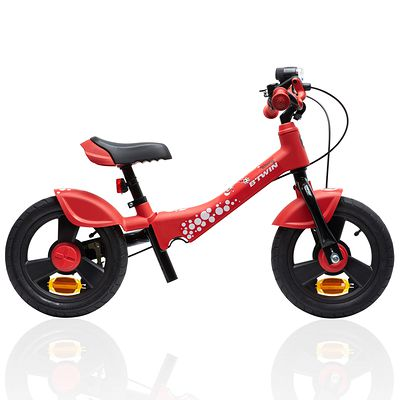 Draisienne évolutive en vélo 12