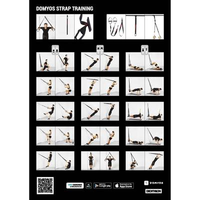 Domyos strap Training 100