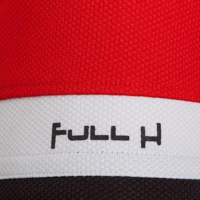 Maillot rugby enfant Full H 300 rouge