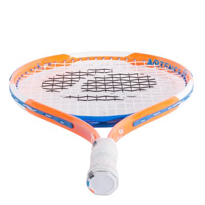 RAQUETTE DE TENNIS ENFANT TR730 ORANGE