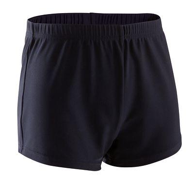 Short de Gymnastique Garçon (GAM) Noir
