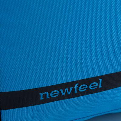SAC NEWFEEL DUFFLE POCKET 55L BLEU
