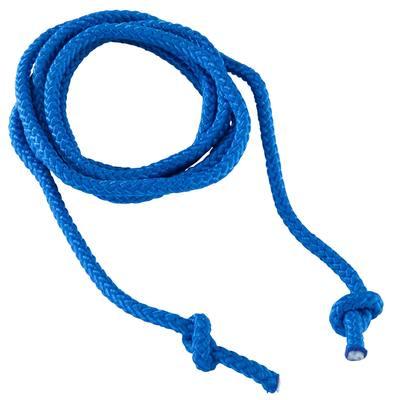 Corde de gymnastique rythmique 115 gr 3 mètres bleue