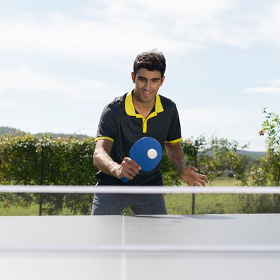 TABLE DE TENNIS DE TABLE ARTENGO FT830 OUTDOOR