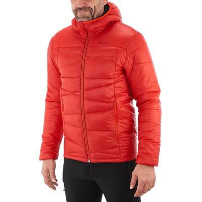 Doudoune randonnée homme X-Light 2 rouge