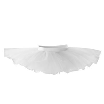 Tutu plateau blanc