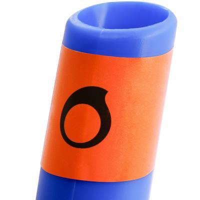 Tuba de snorkeling 500 adulte bleu