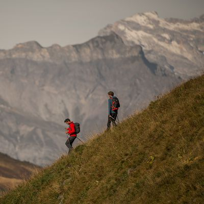 Polaire randonnée homme Forclaz 400 strech noir