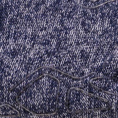 Sous-gants randonnée adulte Forclaz 50 soie bleus