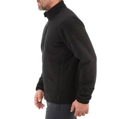 Doudoune randonnée homme Arpenaz 20 noir