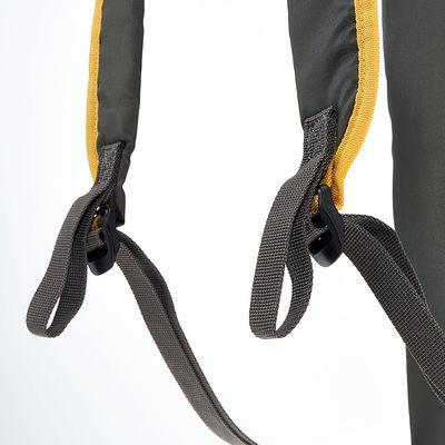 Sac à dos de randonnée Arpenaz 10L jaune/gris
