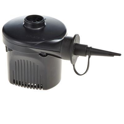 Pompe électrique rechargeable noire
