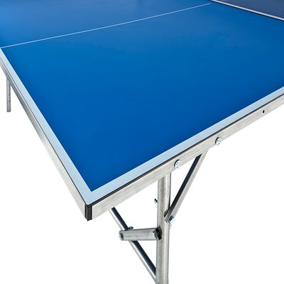 TABLE DE TENNIS DE TABLE EXTERIEURE  FT720 BLEU