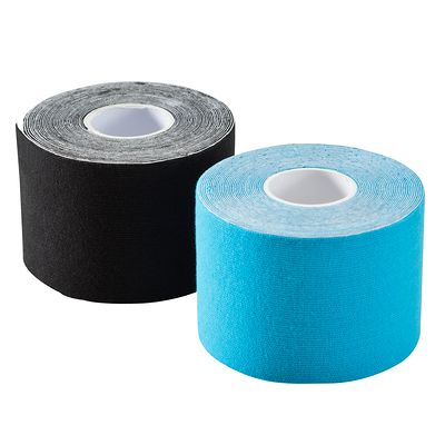 Bande Kinesiologie 5cm x5 m Bleue