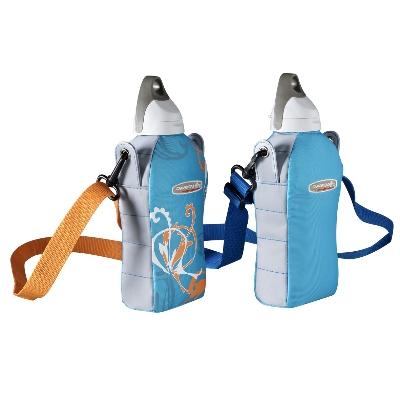 Hydratation randonnée bidon soft jug 0.7l bleu