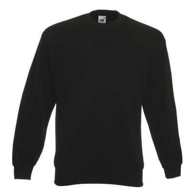 SWEAT SHIRT MIXTE NOIR