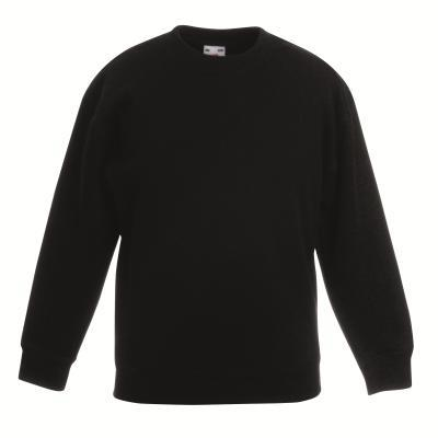 SWEAT-SHIRT ENFANT NOIR