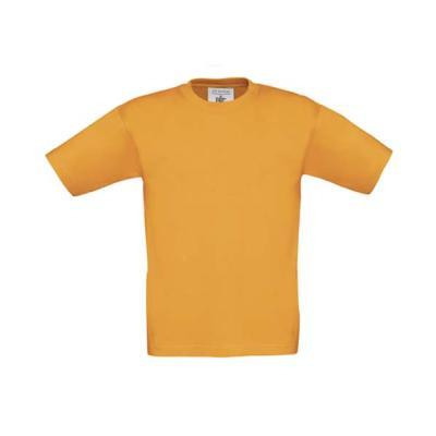 TEE-SHIRT ENFANT 190 ORANGE