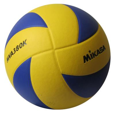 BALLON VOLLEY BALL MVA 380K ENTRAINEMENT MIKASA<BR>