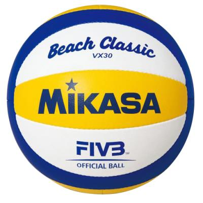BALLON BEACH VOLLEY CLASSIC VX30 COMPÉTITION MIKASA