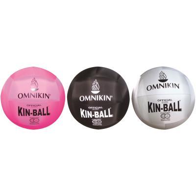 BALLON KIN BALL OFFICIEL GRIS