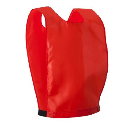 CHASUBLE NYLON SIMPLE ROUGE