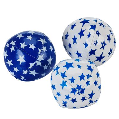 LOT DE 3 BALLES JONGLAGE FUN