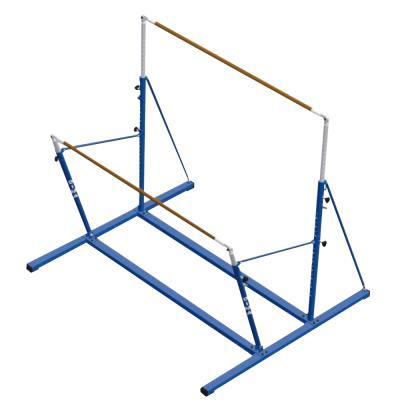 barres asym triques agr s decathlon pro. Black Bedroom Furniture Sets. Home Design Ideas