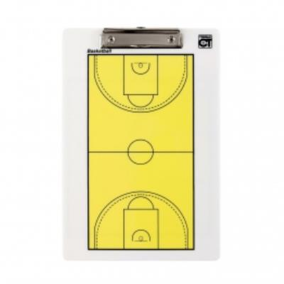 CARNET TACTIQUE BASKETBALL RECTO/VERSO