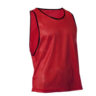 CHASUBLE DE SPORT ROUGE