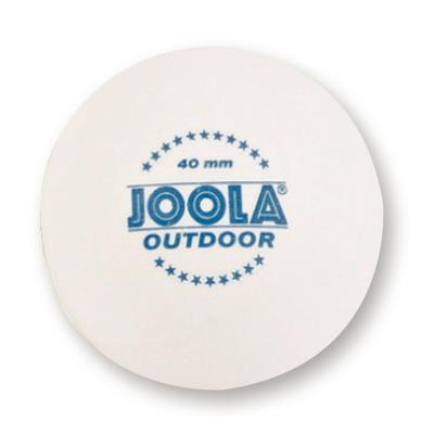 LOT DE 6 BALLES DE TENNIS DE TABLE OUTDOOR JOOLA