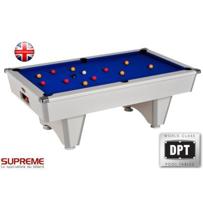 BILLARD DOMESTIC 7FT SUPREME BLANC VERT