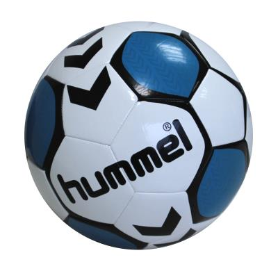BALLON DE FOOTBALL TAILLE 5 TRAINING LONG LIFE HUMMEL