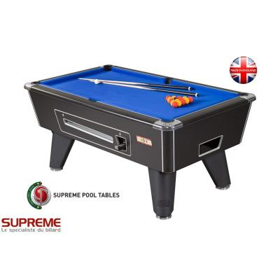 BILLARD WINNER 7FT NOIR / BLEU