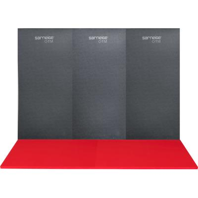 PROTECTION MURALE NORME FEU M1