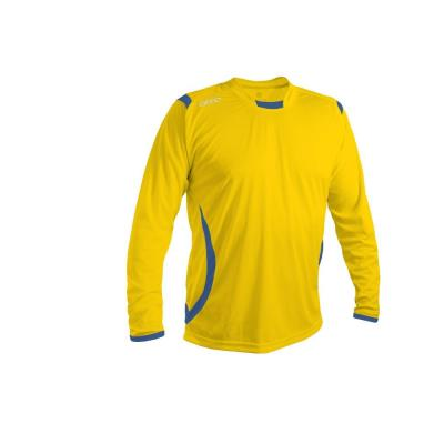 MAILLOT DE FOOTBALL MANCHES LONGUES JUNIOR ADULTE GECO