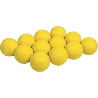 LOT DE 12 BALLES GOLF INITIATION