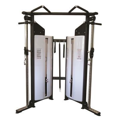 poulie double musculation réglable maxi 90 kg