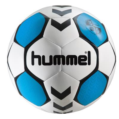 BALLON DE FOOTBALL TAILLE 5 TRAINING LONG LIFE HUMMEL