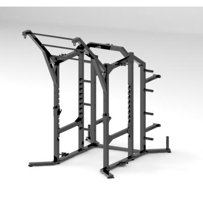 cage de musculation cross-training multicross double
