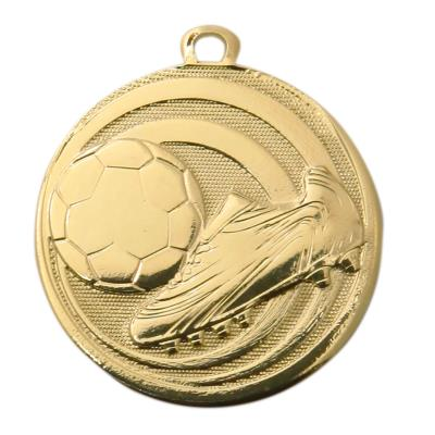 MÉDAILLE FOOT FRAPPÉE OR