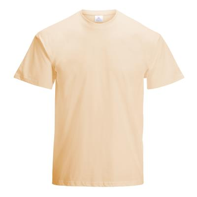 TEE-SHIRT COTON 190G MIXTE ADULTE NATUREL
