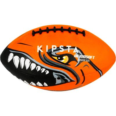Ballon de Football américain en taille junior AF100 orange
